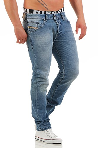 Diesel Uomo Belther 0842H Jeans