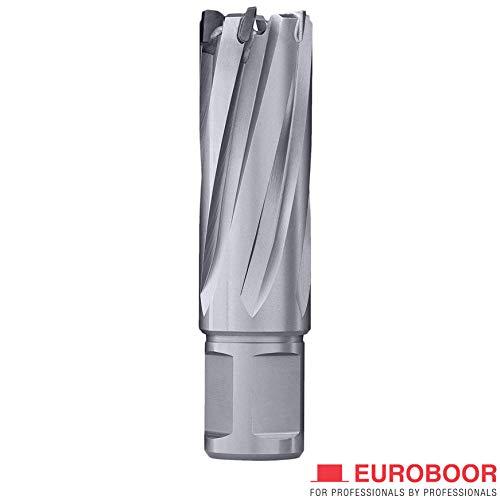 Buy EUROBOOR Annular Cutter - 7/16 Diameter TCT/Carbide Cutter & Pin with 2 Cut Depth & Weldon Sha...