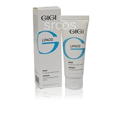 GIGI Lipacid Mask For Oily And Large Pore Skin 75ml 2.4fl.oz by Gigi