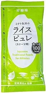 【ミナト製薬】ライスピュレ(スポーツ用)青梅味 1袋