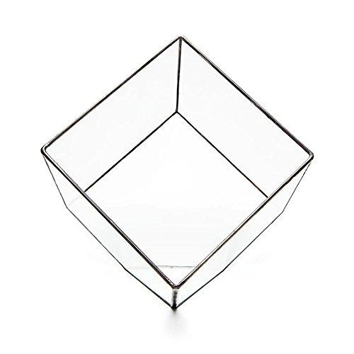 36cm HOGE EXTRA GROTE CUBE TERRARIUM met LIVE SUCCULENT PLANTS en LED FAIRY LIGHTS Geleverd volledig gemonteerd. Ook verkrijgbaar als een leeg terrarium. Hoogwaardige glazen en koperen constructie L25cm x H25cm x B25cm Exclusieve designer geometrische terrariums van The Urban Botanist. Stijlvolle kamerdecoraties voor thuis, kantoor, evenementen, interieurontwerpen