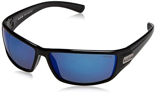 bollé 11329 Gafas, Unisex, Negro (Shiny Black), M