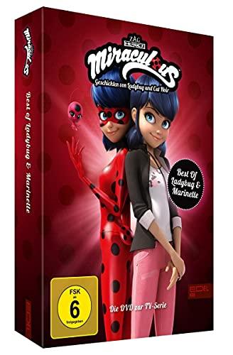 Miraculous - Best Of Ladybug & Marinette - Doppel-DVD-Box (Episoden der 3. Staffel) - Die DVD zur TV-Serie