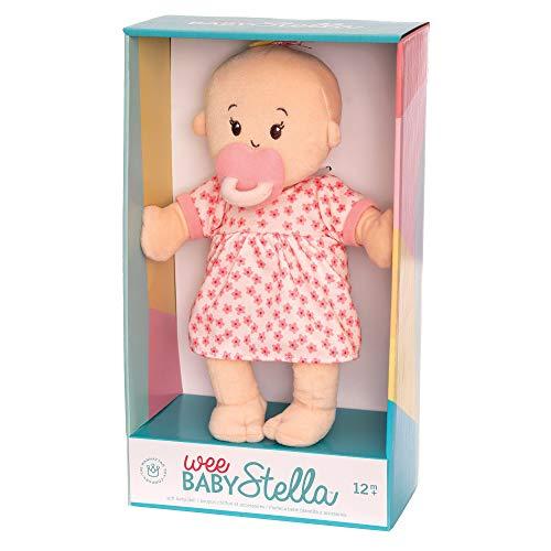 Manhattan Toy Wee Baby Stella Peach 12' Soft Baby Doll