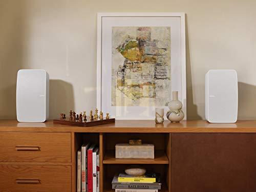 Sonos Five - The High-Fidelity Speaker for Superior Sound - White