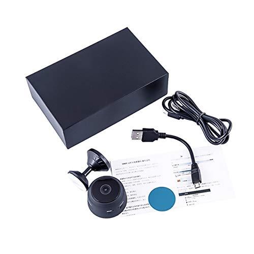 Easyeeasy Cámara A9, cámara Oculta inalámbrica Mini HD 1080P, cámaras de Seguridad remotas WiFi para el hogar, cámara espía de visión Nocturna