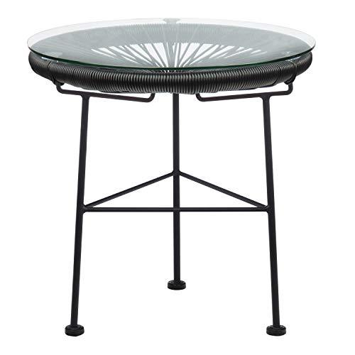 SKLUM Tisch Acapulco Schwarz (mehr Farben)