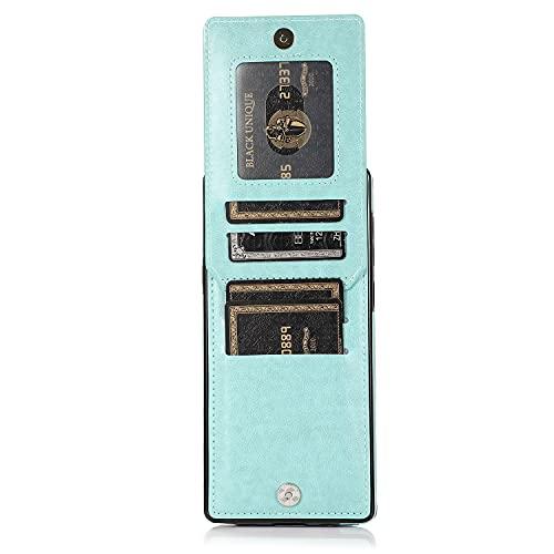 Carcasa de telefono Para Samsung Galaxy Note 9 Funda telefónica de cuero PU Vintage Estuche a prueba de golpes, cubierta de cartera TPU Soft TPU PC HYBRID Funda protectora Funda trasera para smartphon