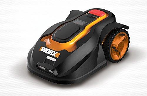 Worx WG794 Landroid Pre-Programmed Robotic Lawn Mower