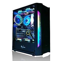 【ASTROMEDA SCUTUM】10月特選モデル【corei5-10400F/GeForce-RTX3060/RGBメモリ16GB/SSD240GB/HDD1TB/Widows10Home 64bit/600W/黒ケース/WiFi&Bluetooth】ゲーミングデスクトップパソコンv002