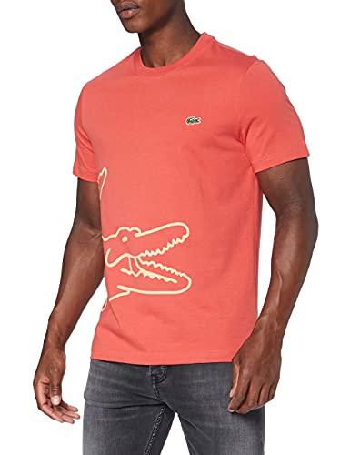 Lacoste TH0458 Camiseta, Cratere, M para Hombre