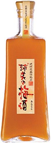 久米島の久米仙あらごし球美の梅酒[720ml]