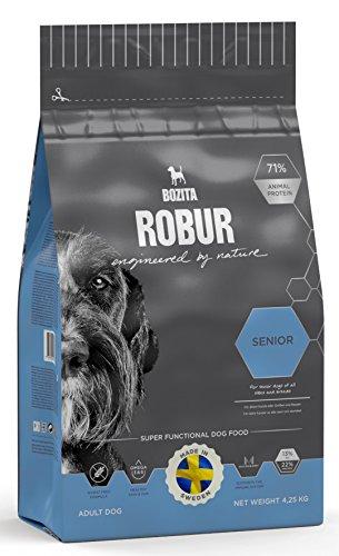 Bozita Hundefutter Robur Senior 23/12, 1er Pack (1 x 4.25 kg)