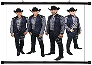 Calibre 50 Band Wall Scroll Poster (32x32) Inches