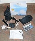 X-10 Ninja Pan'N Tilt Camera System c/w Remote Control - Model VK75A