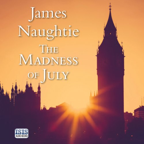 The Madness of July cover art