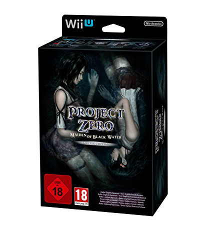 Project Zero: Maiden of Black Water - Limited Edition [Wii U]