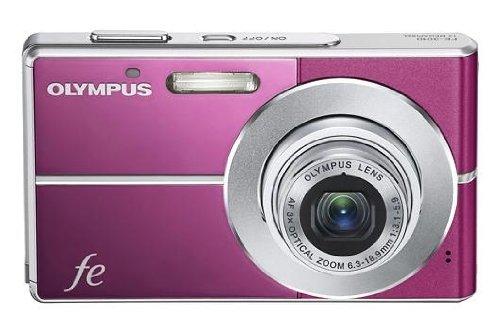 Olympus FE-3010 - Cámara Digital Compacta 12.7 MP (2.7 Pulgadas LCD, 3X...