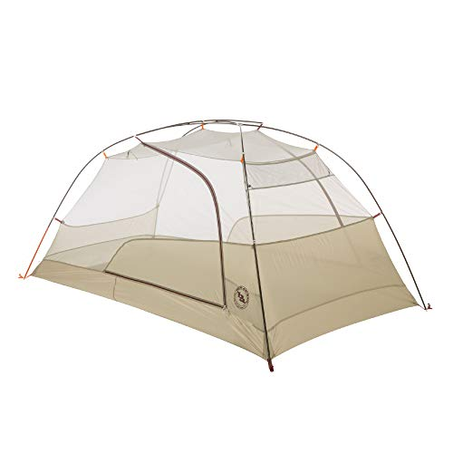 BIG AGNES Ultra Light Tent Cooper SPUR, Unisex_Adult, Green, 1 Place