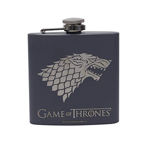 Game of Thrones | Winter is Coming Flachmann | 200ml | Offiziell lizenziert