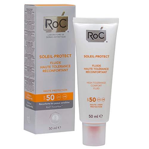 ROC Soleil-Protect Fluide Haute Tolérance Réconfortant SPF50