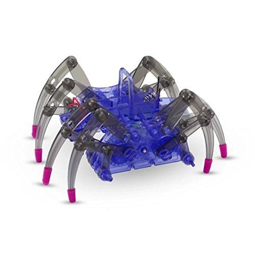 ELSKY Spider Robot Kit, Scientific Robot Toy, DIY Building Kit, Science Explorer Toys for Kids