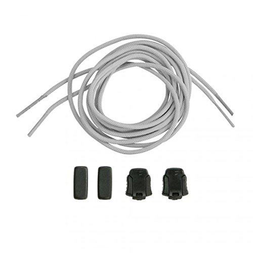 Haix BlackEagle Schnürung Reparaturset, Farbe:silber, Größe:95cm