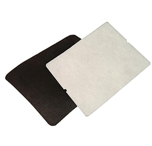 Filterset Sicherheitsfilter Filter Hygienefilter Motorschutzfilter geeignet für Vorwerk Tiger 251 und 252