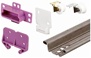 Slide-Co 221590 Replacement Drawer Track & Hardware