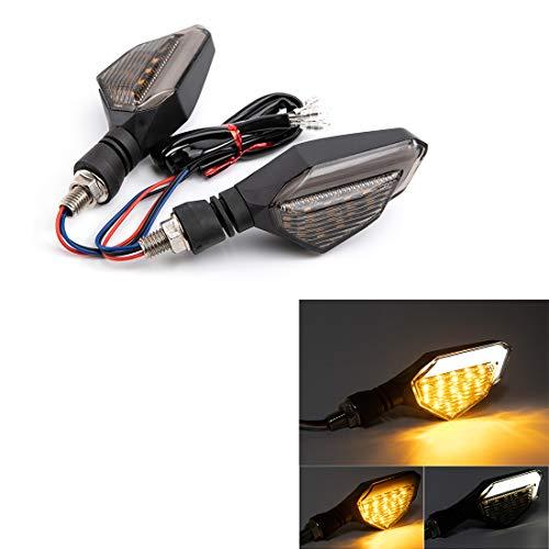 Motorrad-LED Blinker links rechts Signalleuchte Tagfahrlicht Blinkerleuchten (02)