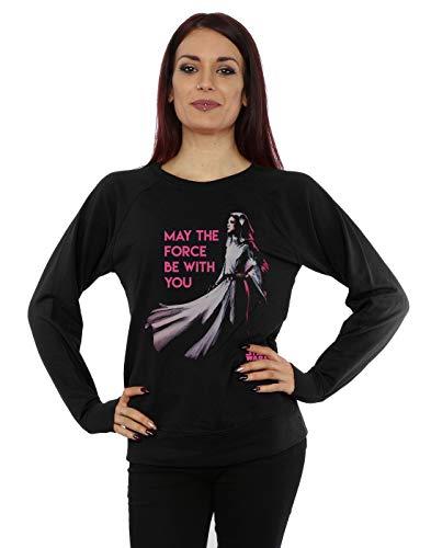 Star Wars mujer Princess Leia Force Camisa de entrenamiento