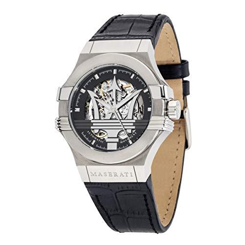 Orologio da uomo, Collezione Potenza, movimento meccanico automatico, solo...