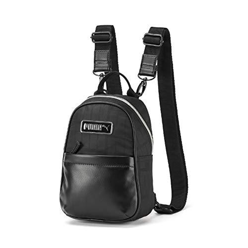 PUMA Rucksack Classics Minime mit abnehmbaren Trägern, Schwarz (schwarz), Einheitsgröße