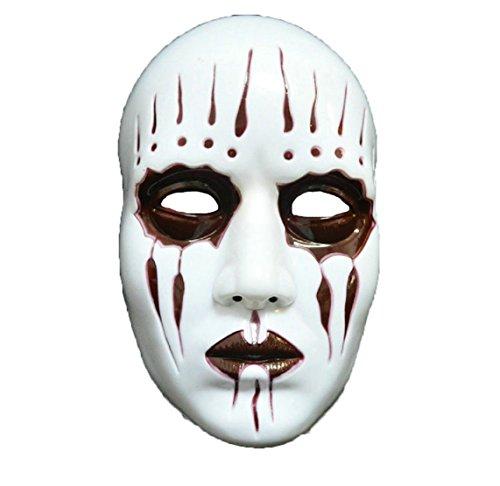 PhoebeTan Halloween Horror Slipknot Joey Mask (2 pcs)
