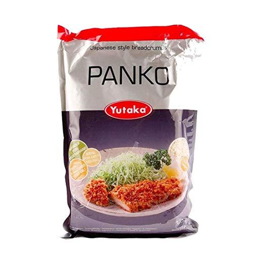 Yutaka | Migas de pan Panko | 8 x 180G