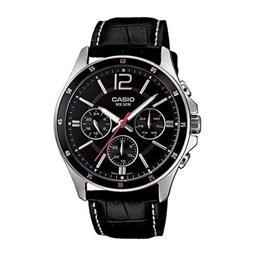 CASIO Herren Multifunktion cuarzo japonés Uhr MTP-1374L-1A
