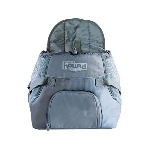 Outward Hound PoochPouch Front Carrier Dog Backpack (Renewed)