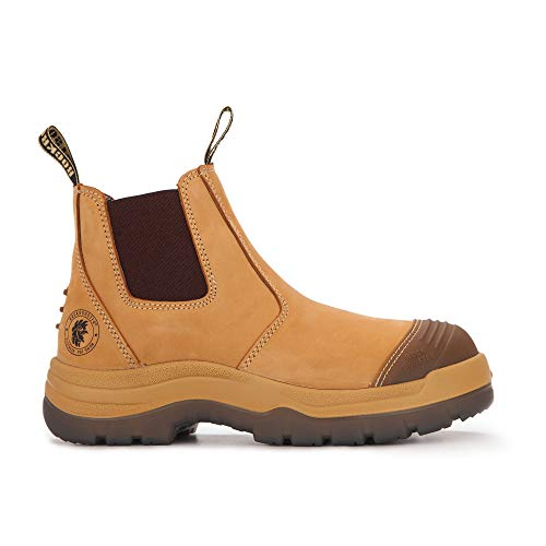ROCKROOSTER Water Resistant Work Boots