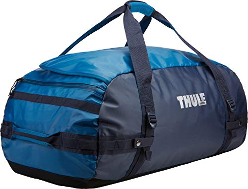 Thule Chasm Duffel Bag 70L (rugzak en reistas in één) blauw (Poseidon), volwassenen