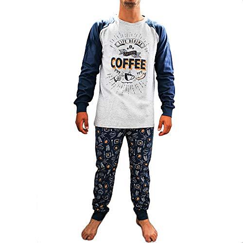 Ysabel mora - Muy de Mi Pijama Invierno de Hombre (L