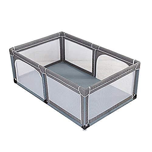 ZDY BOX Extra grote baby hek binnen en buiten Speeltuin draagbare kinderbescherming hek × 120 × 150 × 70 cm