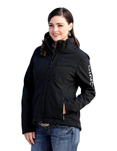 10. Cinch Women's Concealed Carry Bonded Jacket – Maj9866002 Blk