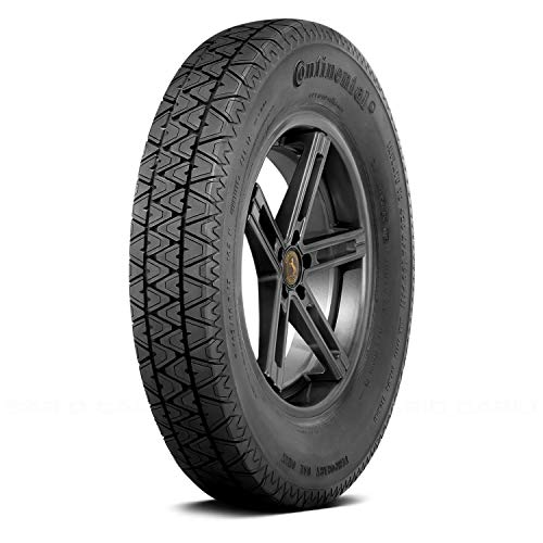 CONTINENTAL SPARE (T125/80R17 99M) - Summer - Fuel Efficient
