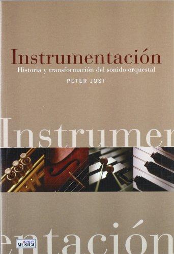 Instrumentación historia y transformación del sonido orques (Musica (idea))