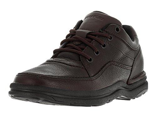 Rockport World Tour Classic - Men's Walking Shoe Chocolate Ch - 9.5 Medium