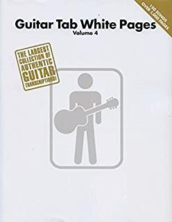 Best great white guitar tab Reviews
