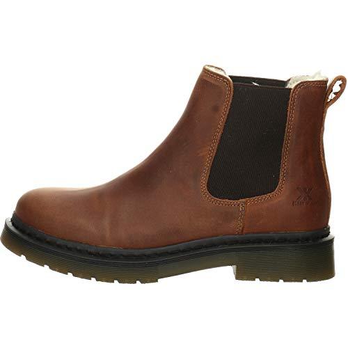 Salamander Damen Chelsea Boots Chelsea-Boots braun Gr. 40
