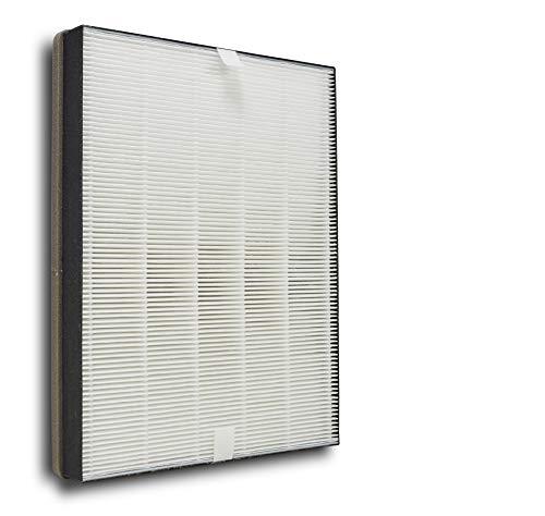 Supremery Juego de filtros de repuesto para purificadores de aire Philips AC2889, AC2887, AC2882 y AC3829/10 | filtro HEPA | alternativa a Philips FY2422/30