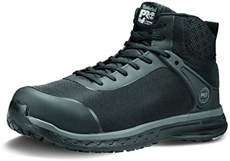 Timberland PRO Men s Drivetrain Mid Composite Safety Toe Electro Static Dissipative Athletic product image