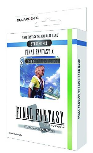 Square Enix sqx0006–Final Fantasy X Starter Vento e Acqua